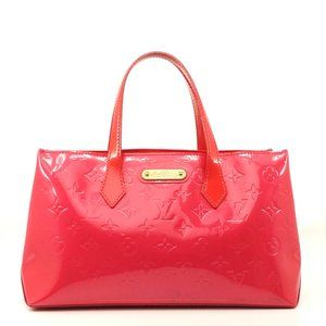 Auth Louis Vuitton Wilshire Tote Bag #5875L22
